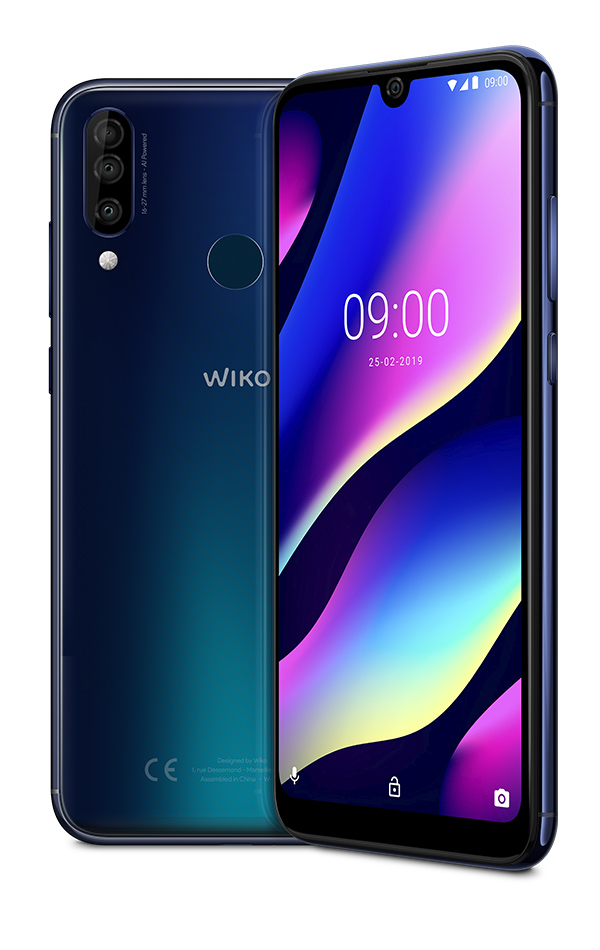 2 Phone Blue